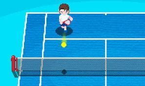 Original game title: Flash Tennis