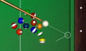 Original game title: Free Pool