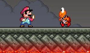 Original game title: Mario Combat
