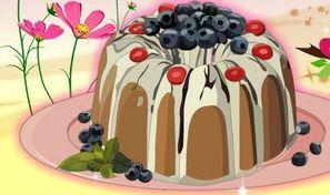 Original game title: Bundt Cake Decor