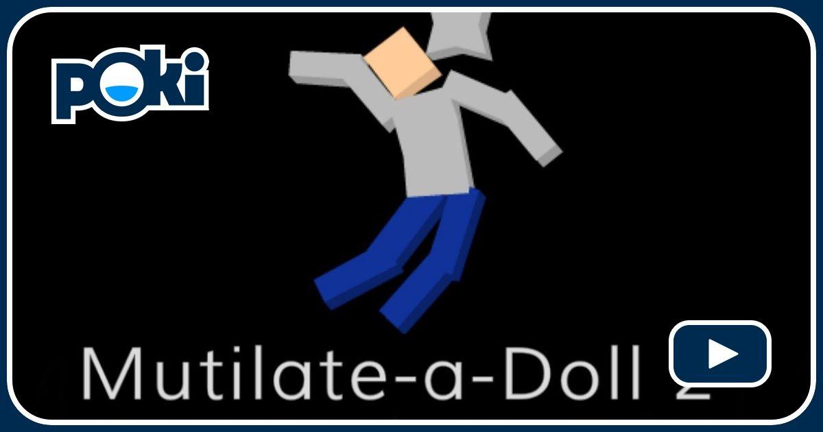 Mutilate a Doll 2 Game - Shooting Games - GamesFreak