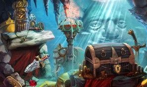 Original game title: Lamp Of Aladdin