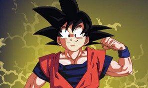 Original game title: Goku Dress Up