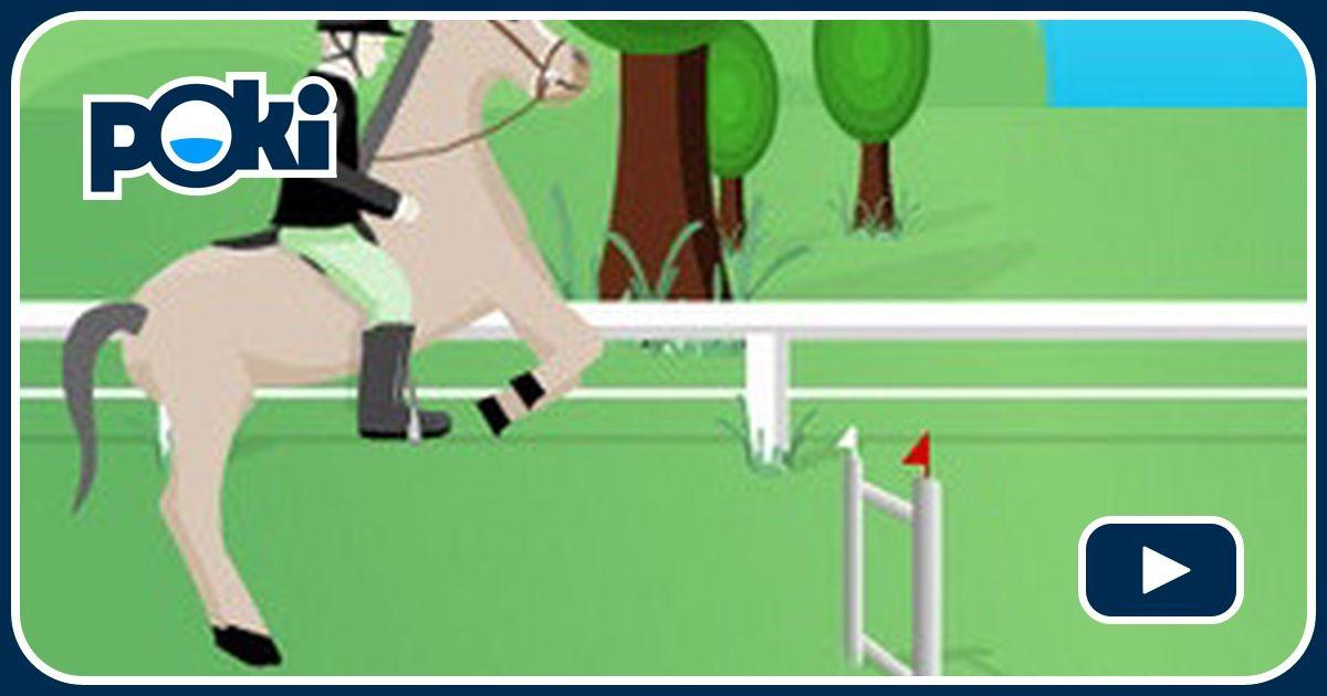 hästhoppning spel