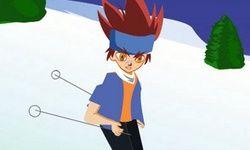 Beyblade Skier