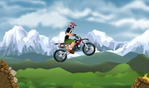 Original game title: Solid Rider