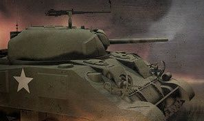 WWII: Tank Rush