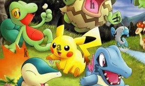 Pokemon Hidden Letters