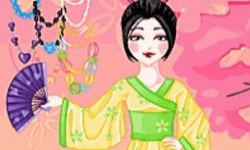Asian Dress Up