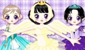 Ballerina Dress Up 3