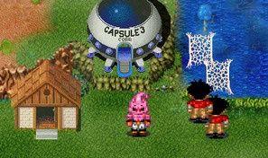 Original game title: Dragon Ball Z: Village