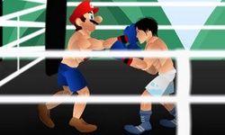 Mario Fait de la Boxe