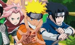 Naruto Blast Battle