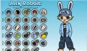 Jack Rabbit Dress Up