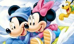 Η Αγάπη του Μίκι: Βρες τα Κρυμμένα Αστέρια