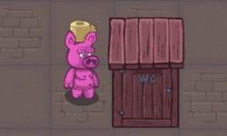 Pig Needs Toilet