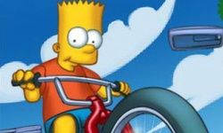 Simpsons Cykel Rally