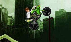 Original game title: Ben10 Extreme Ride