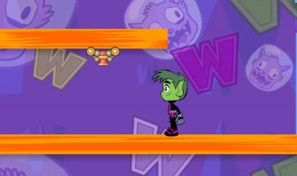 Original game title: Teen Titans: HIVE 5