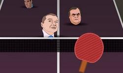Celeb Table Tennis