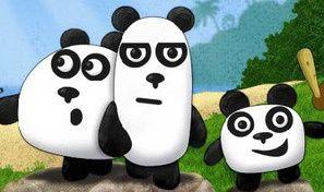 Original game title: 3 Pandas