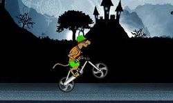 Passeio da Meia Noite com Scooby