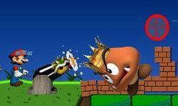 AngryMario VS Goomba