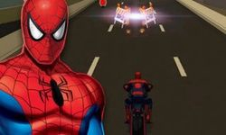 Ultimate Spider Cycle