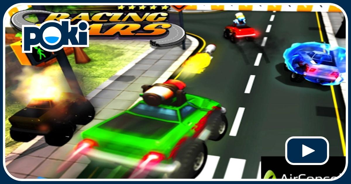 Jogo online  Racing Wars Grátis