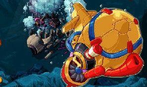 Original game title: Submarine War