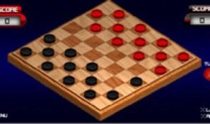 Original game title: Checkers Fun