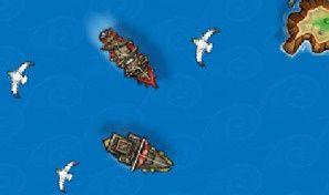 Original game title: Pirateers