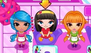 Original game title: Cutie Nail Salon