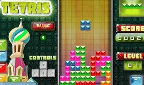 Original game title: Elite Tetris