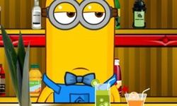 Barman Minion
