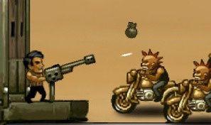 Original game title: Train Raiders