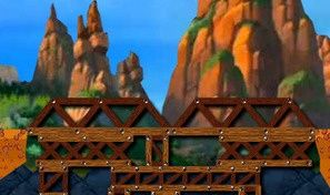 Original game title: Build the Bridge