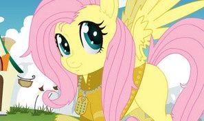 Little Pony Dress Up