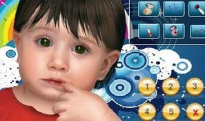 Sweet Baby Makeover Game