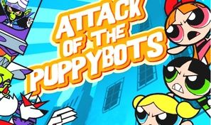 Original game title: Attack of the Puppybots