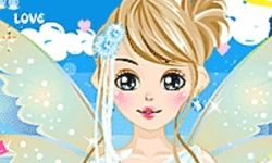 Holiday Fairy Make Up