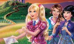Jogo de Barbie Escola de Princesas