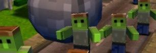 Minecraft Spill