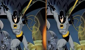 Original game title: Batman:Spot The Difference