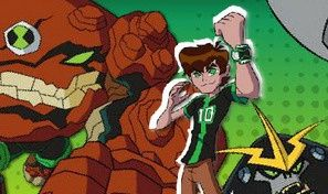 Original game title: Ben 10 Dawn of the Aliens