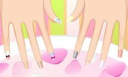 Manicure Salon: Wedding