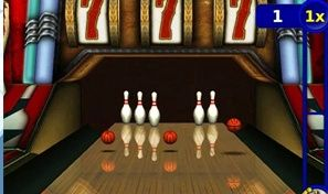 Golden Pin Bowling