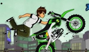 Original game title: Ben10 Extreme Stunts