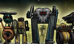 Droids at the Gates