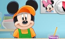 Le Super Mixeur de Mickey